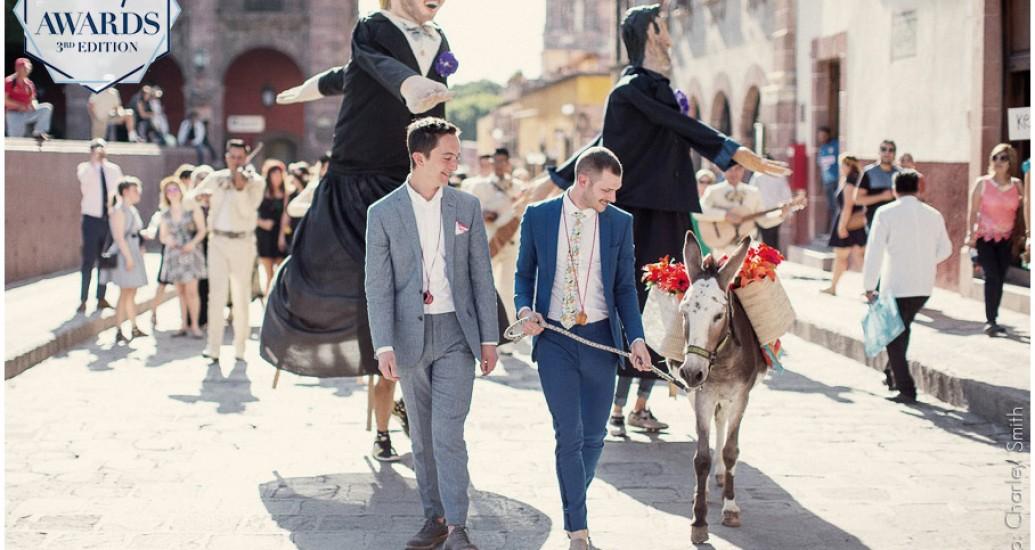 As 6 melhores fotografias de casamento do ano pelo Belief Awards