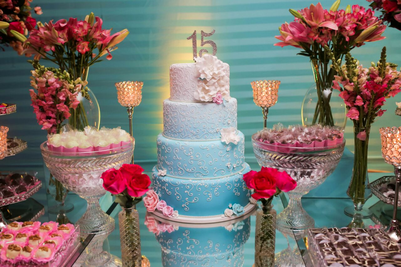 Decoracoes Para Festas 15 Anos: Festa De 15 Anos