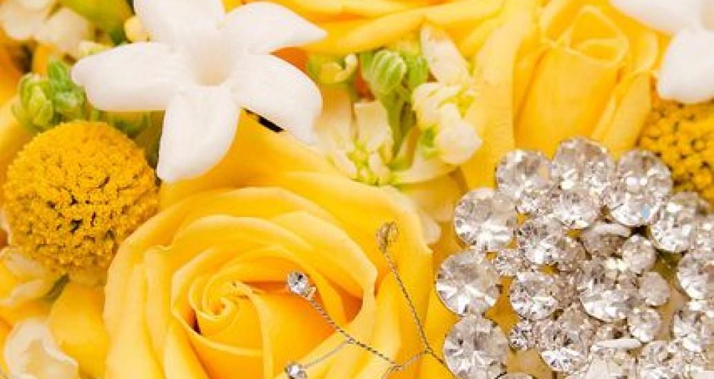 Casamento amarelo... Meu sonho.