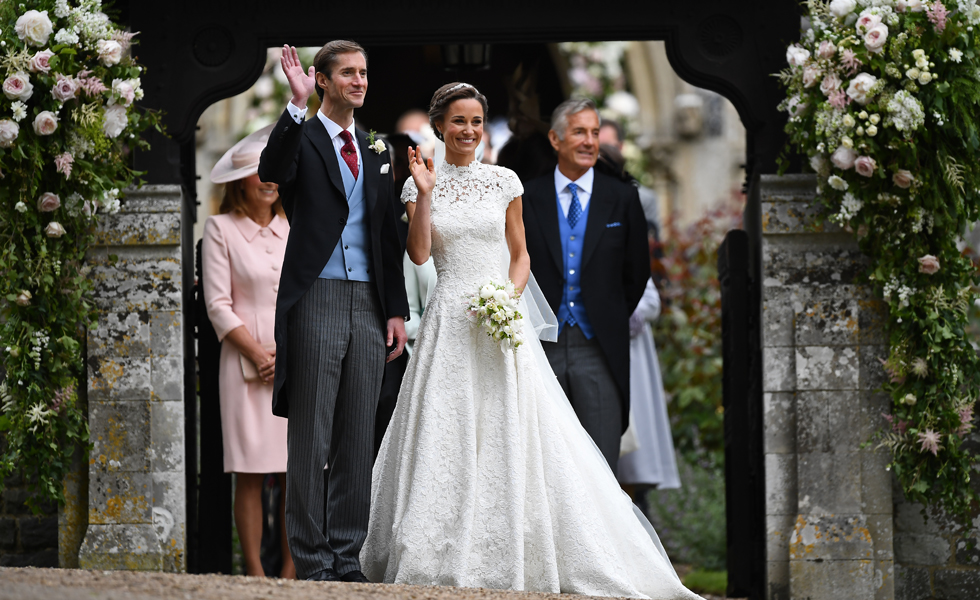 Pippa Middleton e James Matthews
